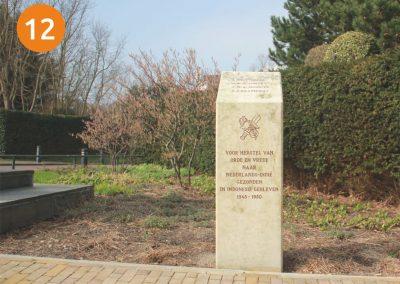Indië monument