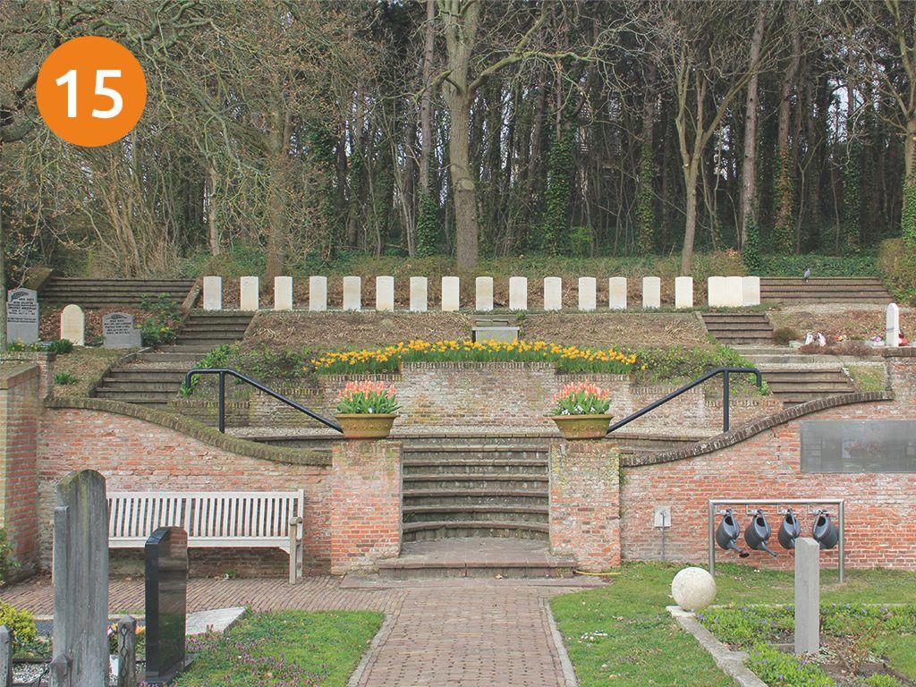 OB Oorlogsgraven WOII