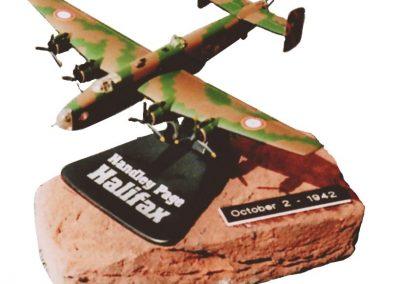 20-1-Crashsite Halifax bommenwerper
