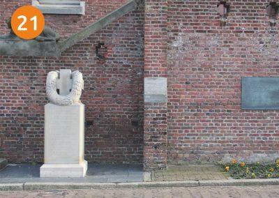 Oorlogsmonument Noordwijkerhout
