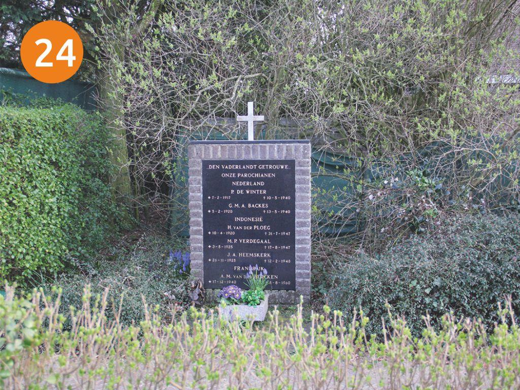 Monument Rooms Katholieke Parochie St. Jozef