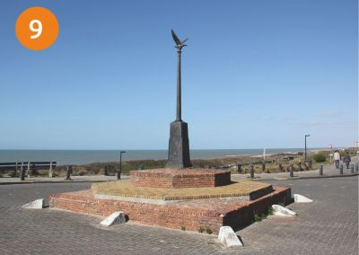 Tappenbeck monument