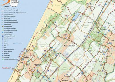 5 mei route, Oranjeroute, Oranjeroute Noordwijk, Oranjeroute De Zilk, Oranjeroute Noordwijkerhout